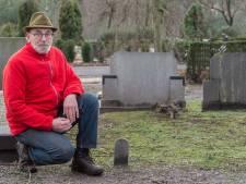 Waarom verdween het grafmonument van verzetsheld Herman Steentjes in Elspeet?