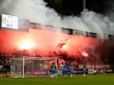RKC Waalwijk verhaalt vuurwerkschade op Ajax