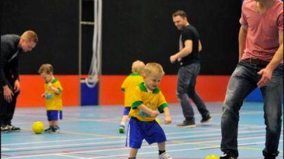 Piepjonge spelers gezocht voor lessen voetjebal