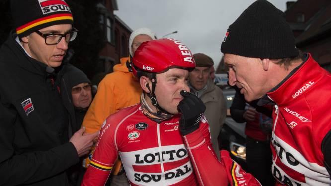 Kleine terugval voor Boeckmans na geslaagde comeback in Handzame
