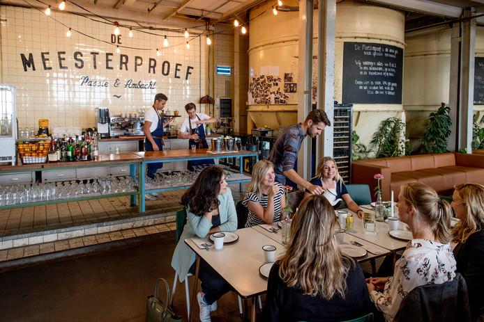 Restaurant De Meesterproef in Nijmegen.
