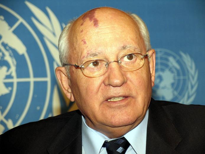 Michael Gorbatsjov maakte twintig jaar geleden een einde aan de Koude Oorlog.