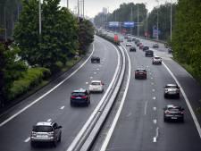 Rétrécissement de l'E40 à Bruxelles: pas de files supplémentaires
