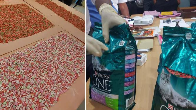 18.000 xtc-pillen ontdekt in postpakket van België naar Sri Lanka