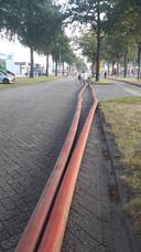 Watertransport vanuit het Wilhelminakanaal