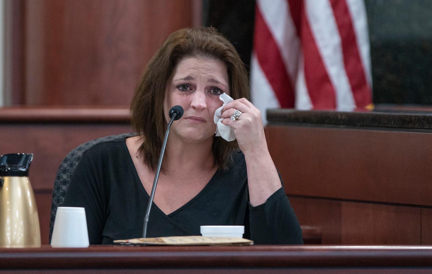 Amber Kyzer, l'ex-femme de Timothy Jones