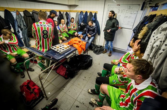 SVV speelt vanaf komend seizoen ook met een eerste team op zaterdag.
