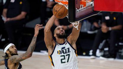 Uitgerekend Rudy Gobert scoort eerste punt na herstart NBA, LeBron beslissend in topper tegen Clippers