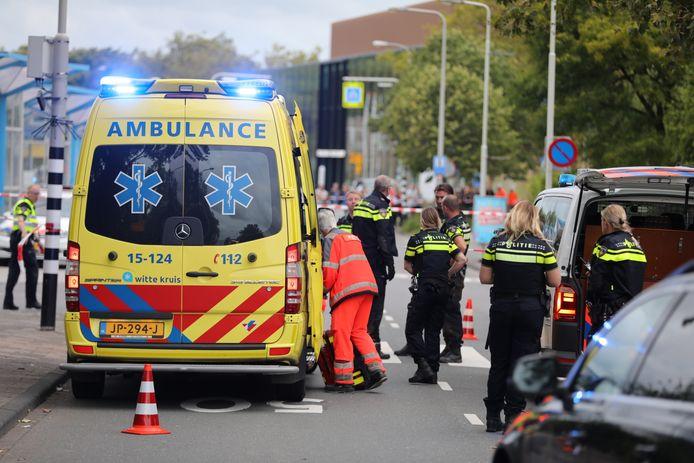 Man neergeschoten op Verdilaan in Naaldwijk.