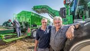 VIDEO. West-Vlaams ondernemerschap: vindingrijke landbouwer Johny werkt twee jaar aan 'aardappelreiniger'