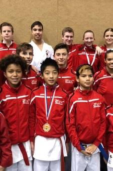 Goud en brons voor Eindhovense karateschool Elhatri