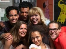 Familie van Nielie is de wereld in een notendop