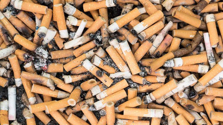 Verslavingszorginstelling Jellinek wordt vanaf 1 juli rookvrij. Beeld anp