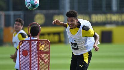 Transfer Talk. Zoon Anelka op stage bij Anderlecht - Sancho verlengt tot 2023 bij Dortmund - Didillon legt medische testen af bij Cercle
