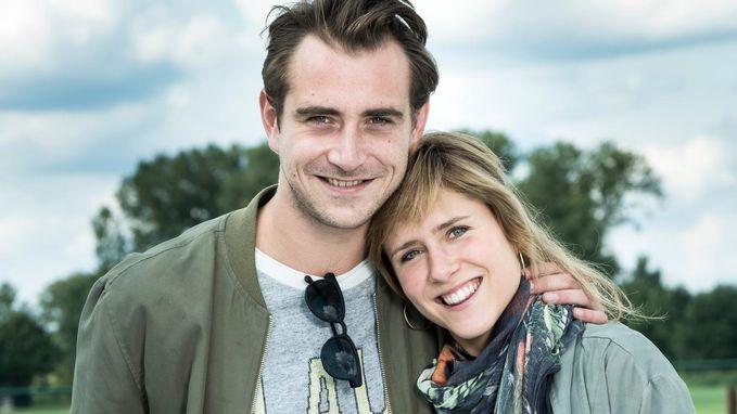 'Familie'-actrice Margot Hallemans leerde haar lief via Tinder kennen