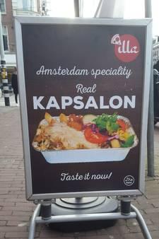 Amsterdammers proberen Rotterdamse kapsalon te kapen: 'Wat een zielenpoten!'