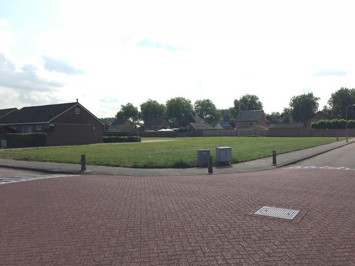 Het Vermeerplein in Clinge.