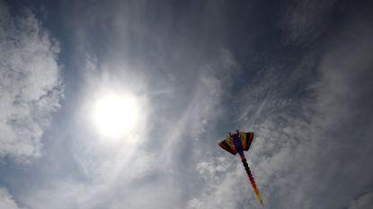 Week start met bewolking, maar woensdag opnieuw zomers warm tot 29 graden