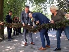 Burgemeester van Oisterwijk stuit op het lastigste lintje uit zijn loopbaan: een guirlande van Natuurmonumenten