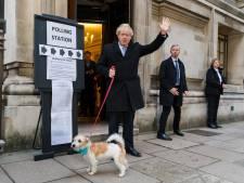 Exitpoll: Boris Johnson haalt grote meerderheid en wint verkiezingen
