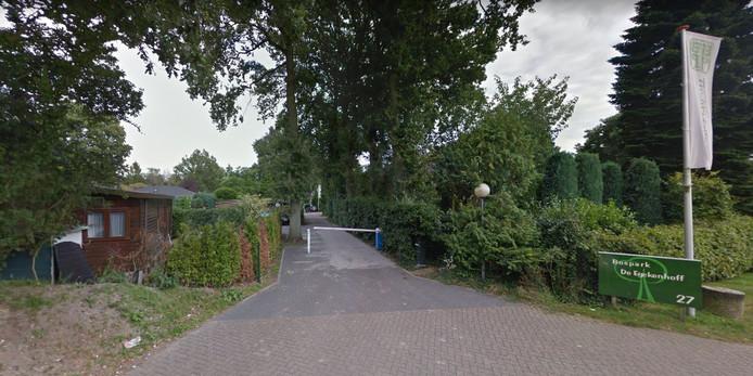 Het huis dat op vakantiepark De Eyckenhoff in Putten als beheerderswoning is geoormerkt, blijft die status behouden.