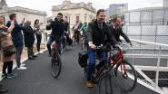 Fietsspiraal open voor fietsers, voetgangers en rolstoelgebruikers
