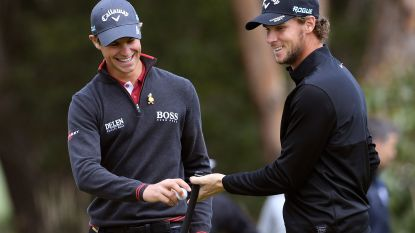 Pieters en Detry nemen de leiding op World Cup of Golf