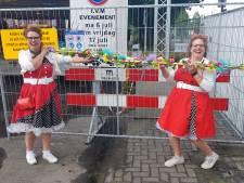 Kermis op corona-afstand in Schijndel: 'Zigzaggen om mensen te ontwijken'