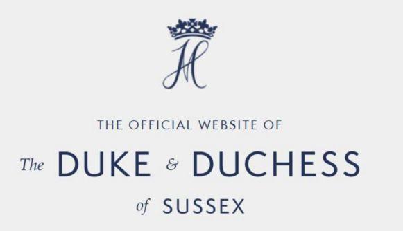 Het logo van Sussex Royal verdwijnt binnenkort.