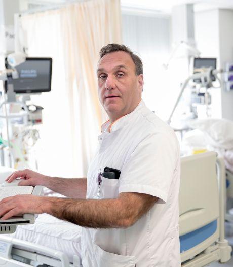 Arts op de ic doet verslag: 'We kunnen geen hordes nieuwe patiënten aan'