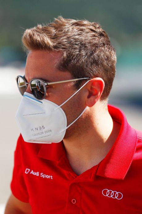Frijns weer op het podium in Formule E