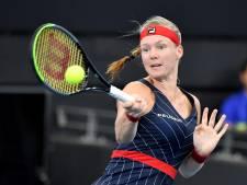 LIVE | Bertens in actie in eerste ronde Australian Open