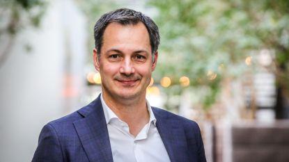 """Alexander De Croo (Open Vld): """"Meer mensen moeten geactiveerd worden in een job"""""""