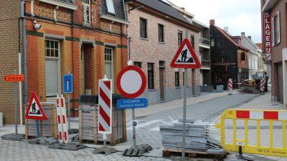 Centrumwerken Aalter naderen einde, maar het houdt niet op: Brouwerijstraat bijna open, maar Lostraat moet dicht