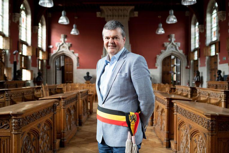 MECHELEN - Burgemeester Bart Somers - Foto David Legreve