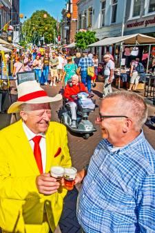 Midzomermarkt Gouda vol ambitie: Agnietenstraat is erbij gekomen en straks de Nieuwehaven