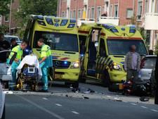 Twee gewonden bij aanrijding tussen motorrijder en automobilist in Emmeloord
