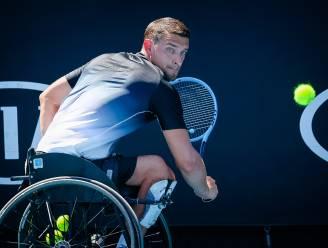 Rolstoeltennisser Joachim Gérard speelt 2 halve finales, Kroaat Pavic en Braziliaan Soares pakken dubbeltitel op US Open