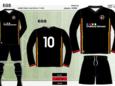 Zwart wordt clubkleur van fusieclub Estria, GVV'57 en SCV'58