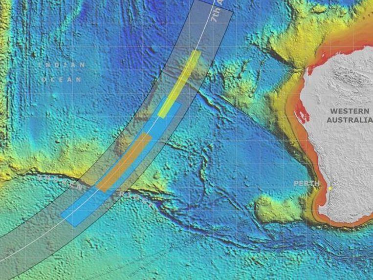 De zoektocht naar MH370 in de Indische Oceaan is nog altijd niet afgelopen.