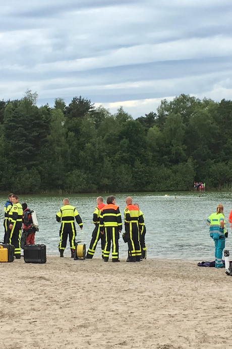 VIDEO: Lichaam van verdronken Tilburgse tiener gevonden in Alphense recreatieplas