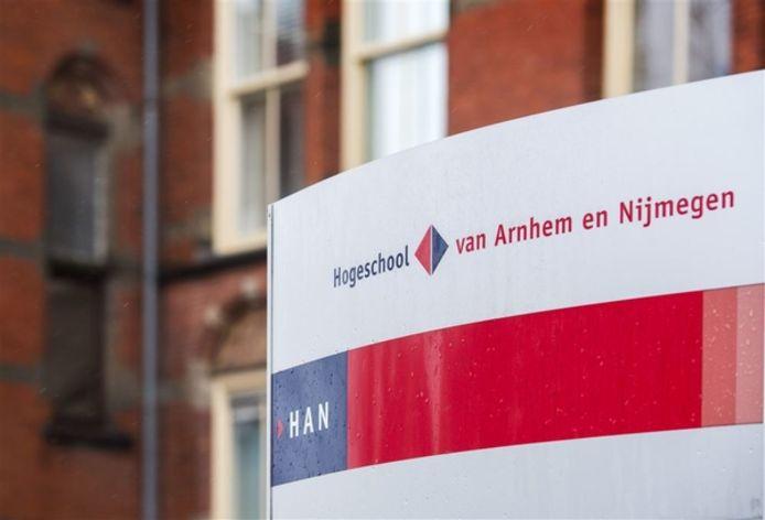 De Hogeschool van Arnhem en Nijmegen.