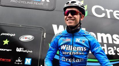 """Van Aert is rond met Nederlandse Jumbo-ploeg: """"Ik voel dat ik die stap moet zetten om verder te groeien"""""""
