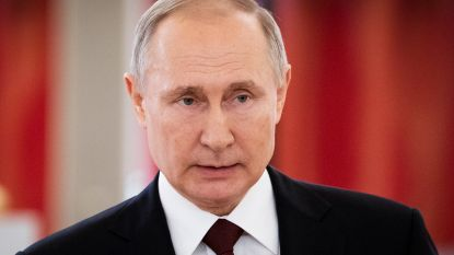 """Poetin: """"Rusland is België niet dat een heel jaar zonder regering kan"""""""