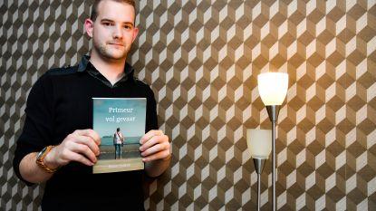 Ruben Bultinck (23) debuteert met avonturenroman 'Primeur vol gevaar'
