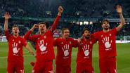Bayern München kroont zich voor 27ste keer tot landskampioen na demonstratie tegen Casteels en co. (0-6)