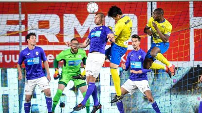 VIDEO. STVV vindt pas in blessuretijd gelijkmaker tegen verdienstelijk Beerschot-Wilrijk