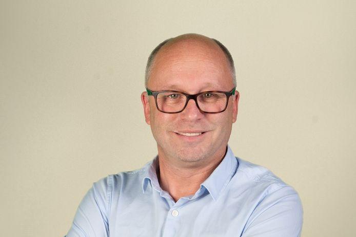 Kersvers gemeenteraadslid Jan Geurts.