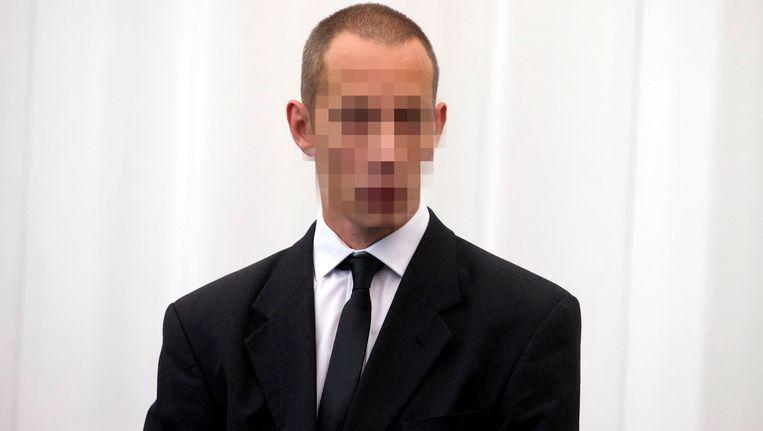 Het openbaar ministerie vroeg de jury om Van Overschelde (foto) schuldig te verklaren aan dubbele moord.