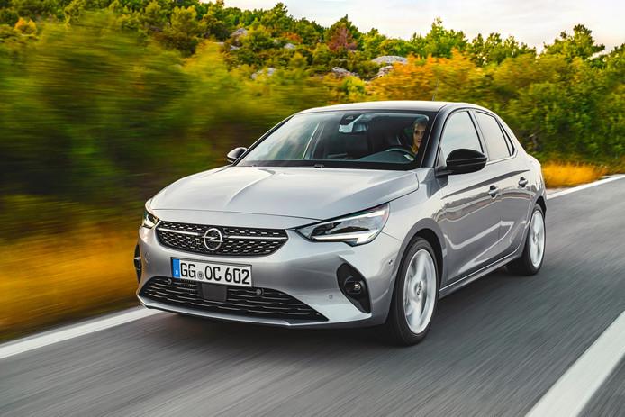 De nieuwe Opel Corsa